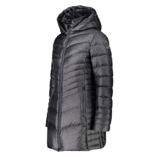 Campagnolo Coat Snaps Hood W - Detail Foto