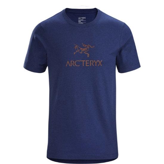 Arc'teryx Arc'Word T-Shirt SS - Hubble Heather