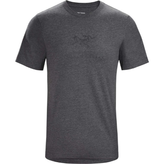 Arc'teryx Arc'Word T-Shirt SS - Pilot Heather