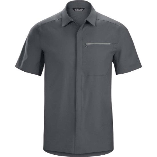 Arc'teryx Skyline SS Shirt - Cinder
