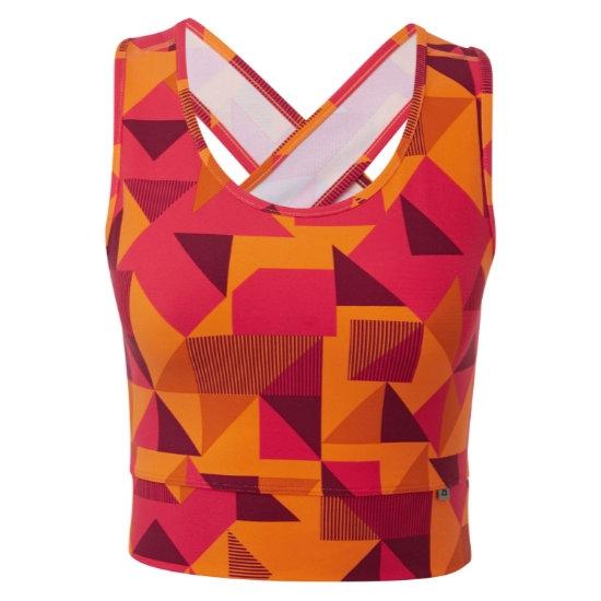 Mountain Equipment Bahia Vest W - Orange Sherbert