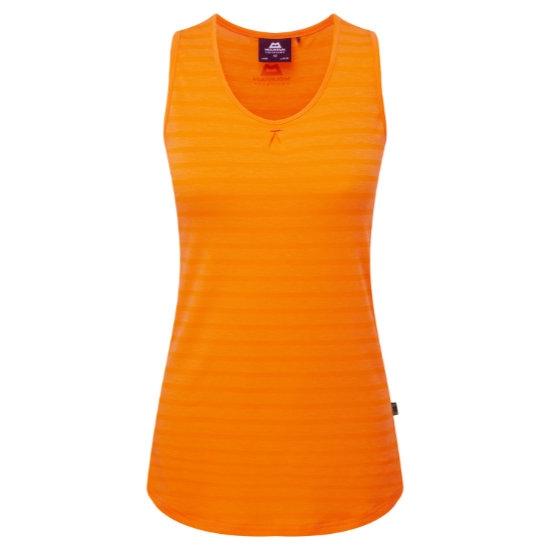 Mountain Equipment Equinox Vest W - Orange Sherbert