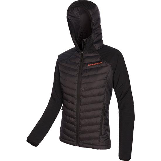 Trangoworld Mussara Jacket W - Black