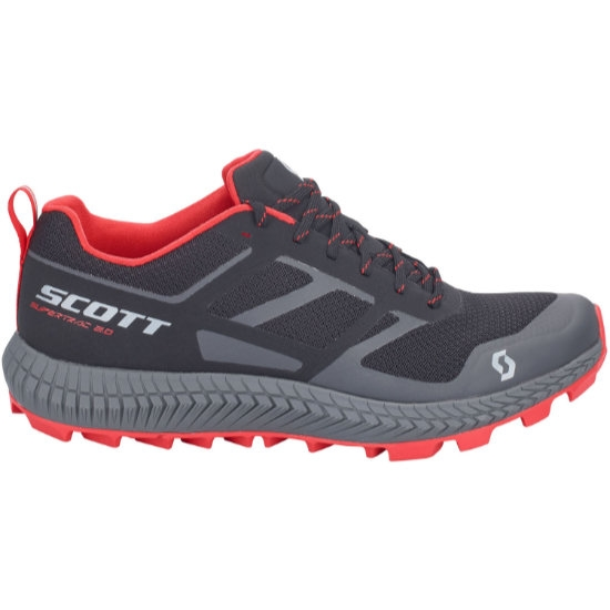 Scott Supertrac 2.0 - Black/Red