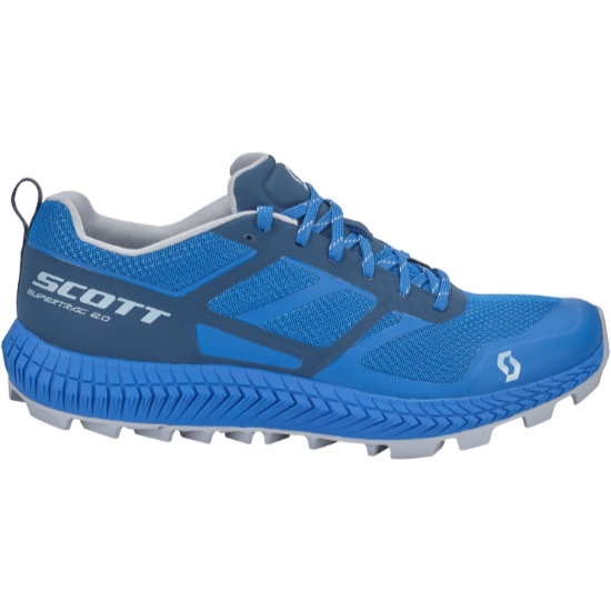 Scott Supertrac 2.0 - Blue/Dark Blue