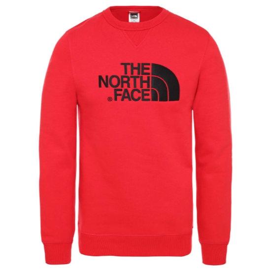 The North Face Drew Peak Crew - Red