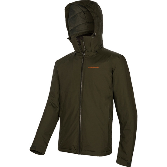 Trangoworld Holborn Termic Jacket - Dark Green