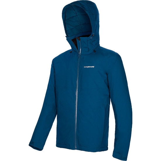 Trangoworld Holborn Termic Jacket - Deep Blue