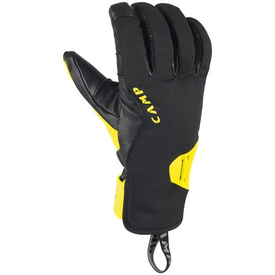 Camp Geko Ice - Black/Fluo Yellow