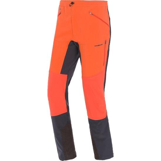 Trangoworld Russel Pant - Naranja/Antracita