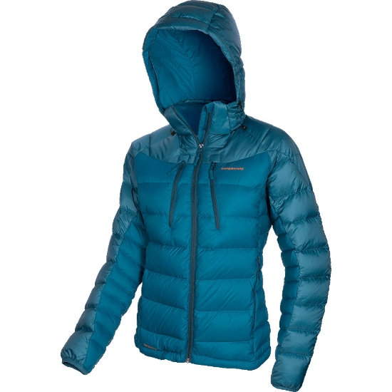 Trangoworld Ganin DV Jacket W - Blue