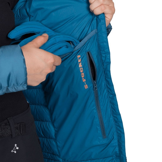Trangoworld Ganin DV Jacket W - Photo de détail