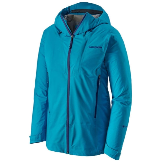 Patagonia Ascensionist Jacket W - Curacao Blue