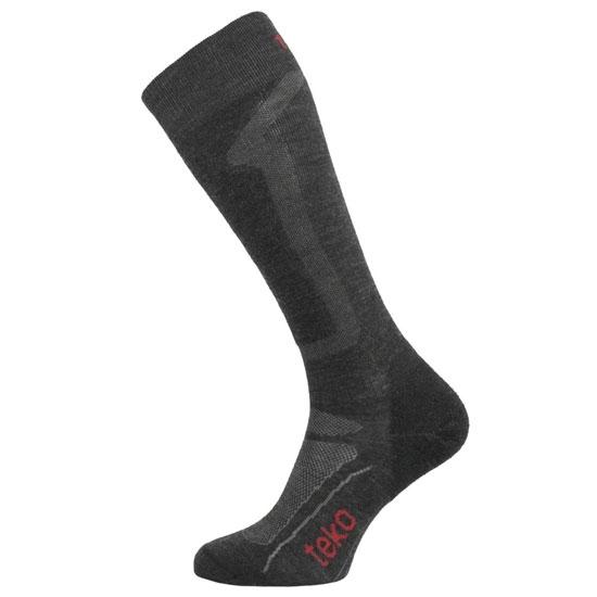 Teko Ski Pro Merino Socks - Jet