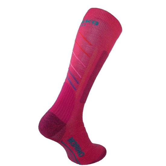 Teko Super Evo Ski Socks - Photo of detail