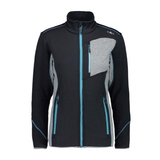 Campagnolo Grid Tech Jacket W - Antracite