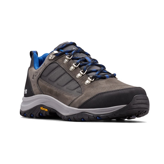 Columbia 100MW OutDry - Dark Grey/Royal Blue