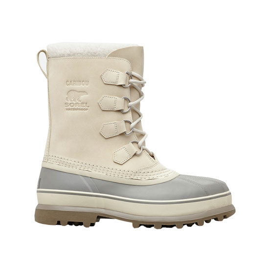 Sorel Caribou - Oatmeal/Quarry