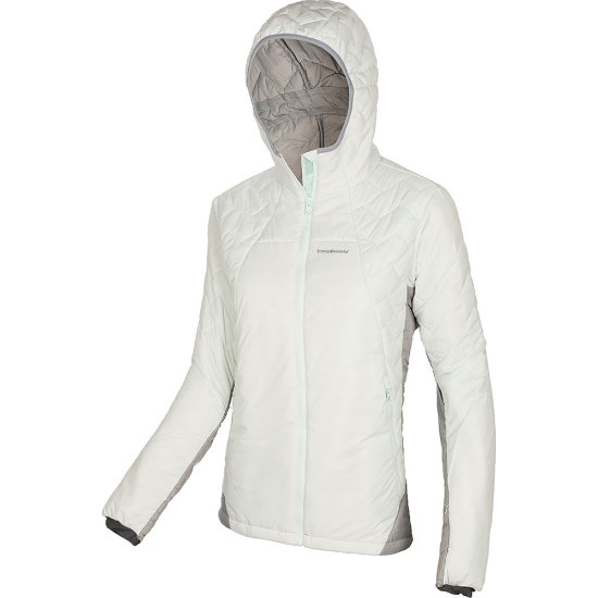 Trangoworld Solden Jacket W - White Mint/Grey Stone