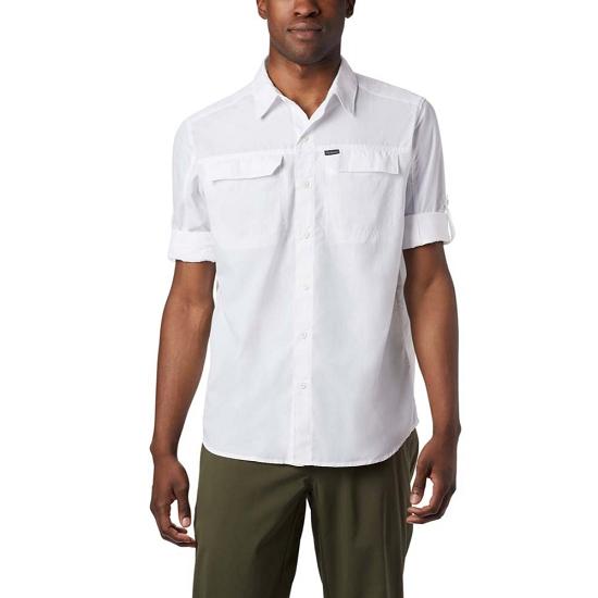 Columbia Silver Ridge 2.0 Ls Shirt - Photo de détail