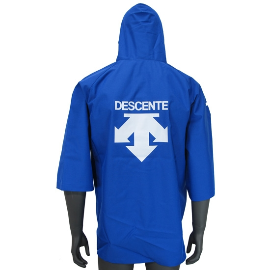 Descente Ski Poncho Jr - Photo of detail