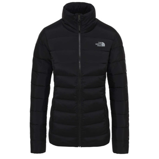 The North Face Stretch Down Jacket W - Black