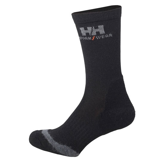 Helly Hansen Workwear Fakse Wool Socks - Black