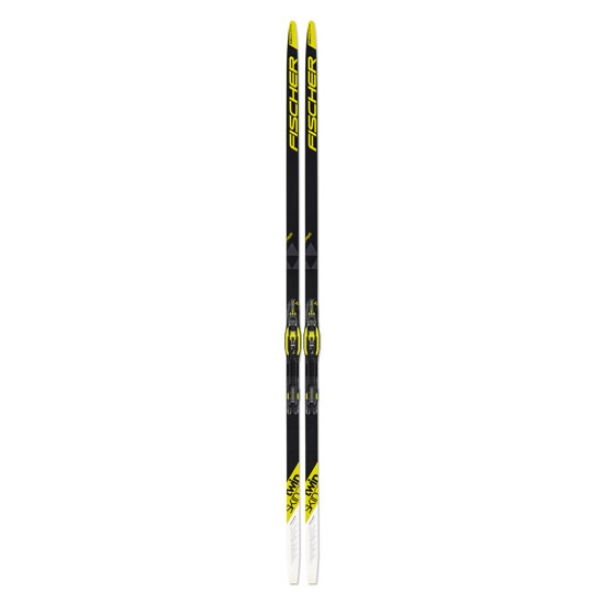 Fischer Twin Skin Performance IFP - Black/Yellow