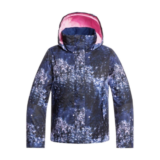 Roxy Jetty Jacket Girl - Medieval Blue Sparkles