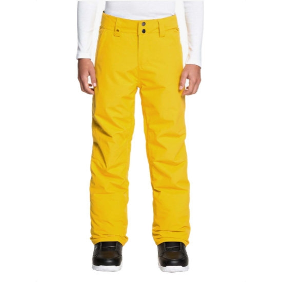 Quiksilver Estate Pant Youth - Sulphur