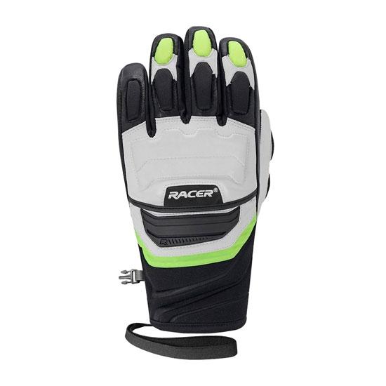 Racer Racer Pro 2 - Black/White