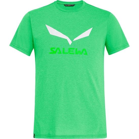 Salewa Solidlogo Dri-Rel S/S Tee - Summer Green