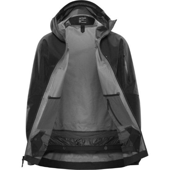 Arc'teryx Rush Jacket - Photo de détail