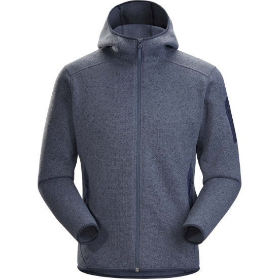 Arc'teryx Covert Hoody - Exosphere Heather