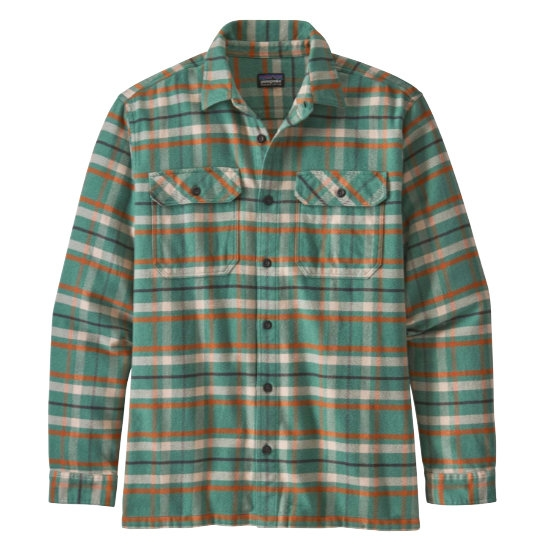 Patagonia Fjord Flannel LS Shirt - Independence