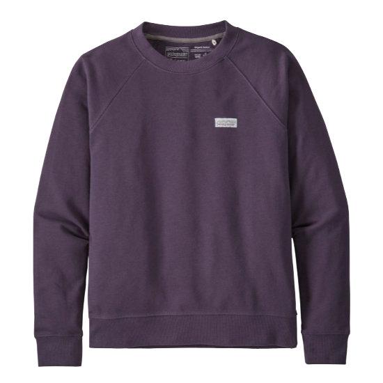 Patagonia Pastel P-6 Label Organic Crew Sweater W - Piton