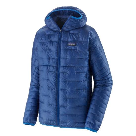 Patagonia Micro Puff Hoody - Superior Blue