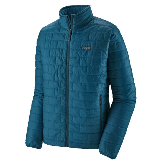 Patagonia Nano Puff Jacket - Crater Blue