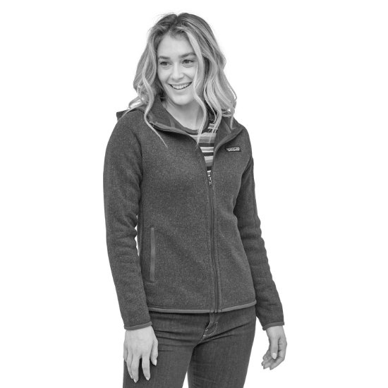 Patagonia Better Sweater Hoody W - Photo de détail
