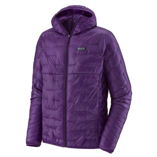 Patagonia Micro Puff Hoody - Purple