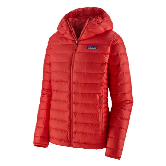 Patagonia Down Sweater Hoody W - Catalan Coral