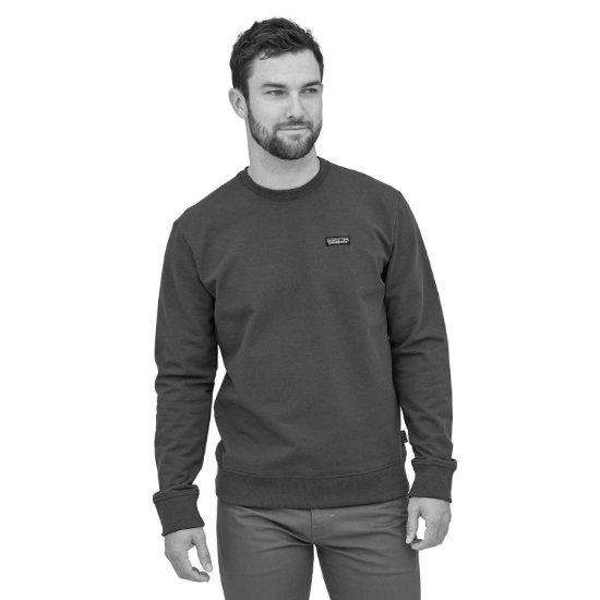 Patagonia P-6 Label Uprisal Crew Sweater - Photo of detail