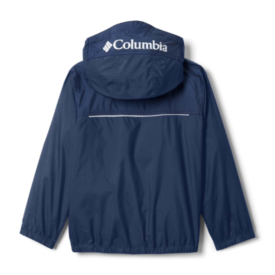 Columbia Bloomingport Windbreaker Jr - Photo of detail