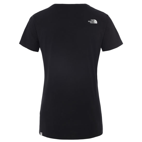 The North Face S/S Simple Dome Tee W - Photo of detail