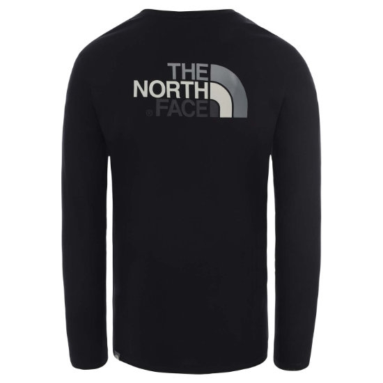 The North Face Easy LS Tee - Photo of detail