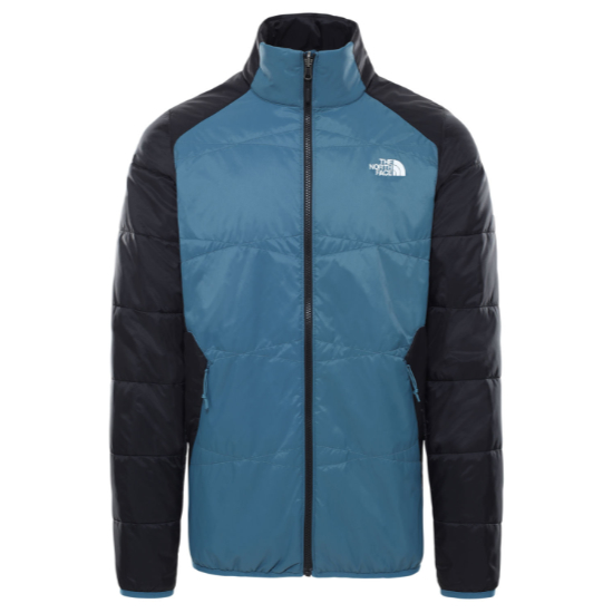 The North Face Quest Synthetic Jacket - Mallard Blue/Tnf Black