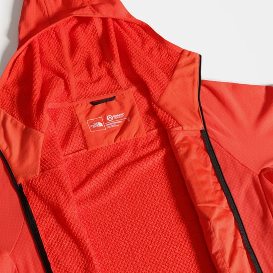The North Face Summit L2 Hooded Fleece - Photo of detail