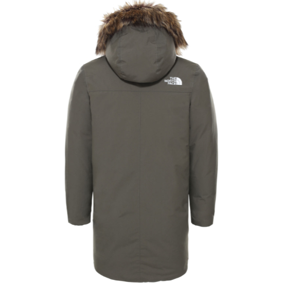 The North Face Arctic Swirl Parka Girl - Photo of detail