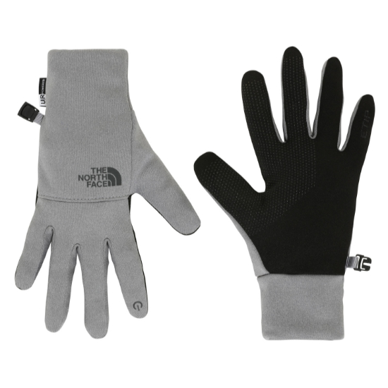 The North Face Etip Recycled Gloves W - Tnf Medium Grey Heather