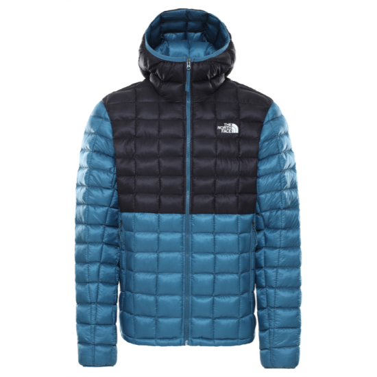 The North Face Thermoball Super Hoodie - Mallard Blue